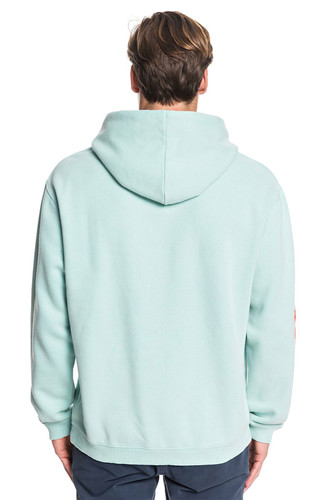 Худи QUIKSILVER Sweet As Slab PASTEL TURQUOISE (bfq0) фото 6