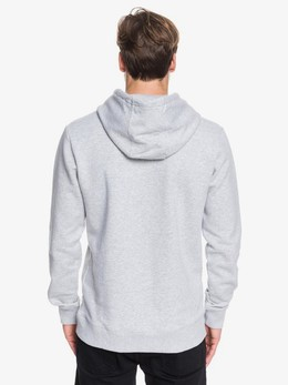 Худи QUIKSILVER Omni Logo ATHLETIC HEATHER (sgrh) фото 2