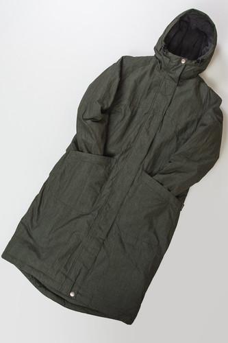 Пальто FREE FLIGHT Cocoon F-1928 женское (Khaki, 42)