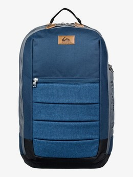 Рюкзак QUIKSILVER Upshot Plus 25L Medium Backpack MOONLIT OCEAN (byk0) фото