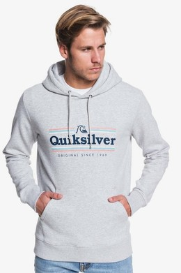 Худи QUIKSILVER Get Buzzy ATHLETIC HEATHER (sgrh) фото