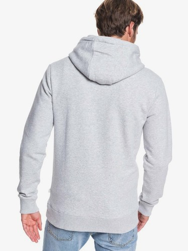 Худи QUIKSILVER Get Buzzy ATHLETIC HEATHER (sgrh) фото 6