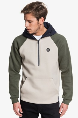 Толстовка QUIKSILVER Adapt PURE CASHMERE (clb0) фото