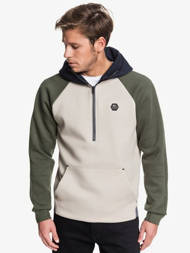 Толстовка QUIKSILVER Adapt PURE CASHMERE (clb0) фото 5
