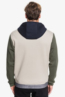 Толстовка QUIKSILVER Adapt PURE CASHMERE (clb0) фото 2