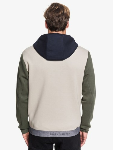 Толстовка QUIKSILVER Adapt PURE CASHMERE (clb0) фото 6