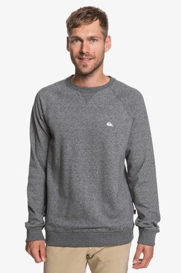 Свитшот QUIKSILVER Everyday DARK GREY HEATHER (krph) фото