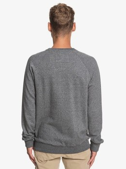 Свитшот QUIKSILVER Everyday DARK GREY HEATHER (krph) фото 2