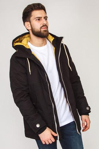 Куртка ЗАПОРОЖЕЦ Retro Zipper FW19 (Black, 2XL)