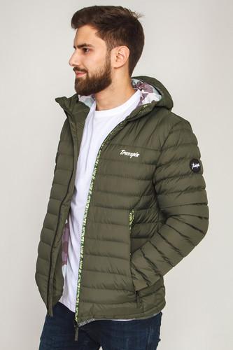 Куртка TRUESPIN Street Hero (Green, S)