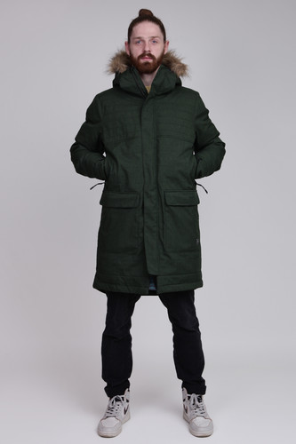 Куртка SKILLS Solid (Green, 2XL)