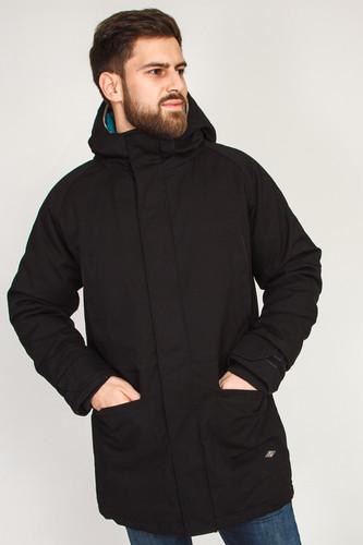 Куртка ЗАПОРОЖЕЦ Ditch Minimal (Black, 2XL)