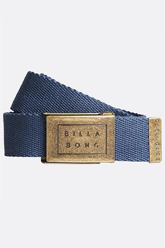 цена на Ремень BILLABONG SERGEANT BELT (Dark Blue, )