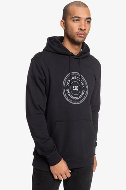 Худи DC SHOES Circlecut Black фото