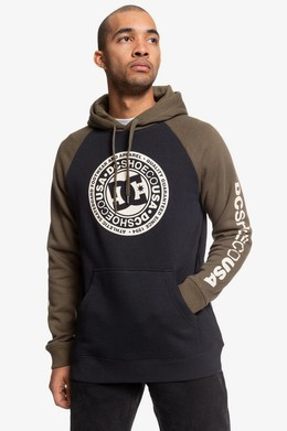 Худи DC SHOES Circle Star xkgw фото