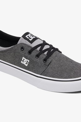 Кеды DC SHOES Trase TX SE Black-Grey фото