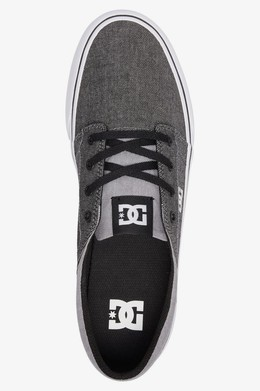 Кеды DC SHOES Trase TX SE Black-Grey фото 2