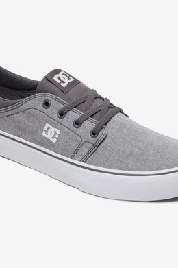 Кеды DC SHOES Trase TX SE Grey-Heather фото