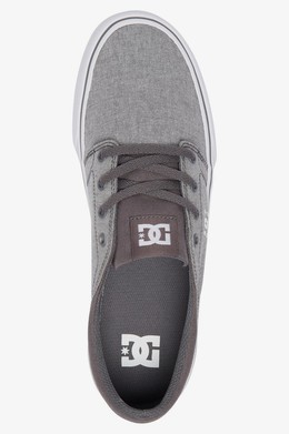 Кеды DC SHOES Trase TX SE Grey-Heather фото 2
