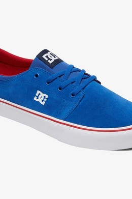 Кеды DC SHOES Trase SD Navy/Red фото