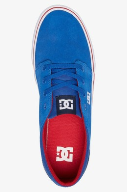 Кеды DC SHOES Trase SD Navy/Red фото 2