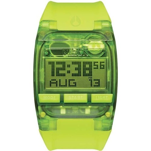 Часы NIXON COMP ALL NEON GREEN фото 3