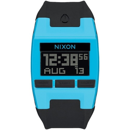 Часы NIXON COMP SKY BLUE/BLACK фото 2