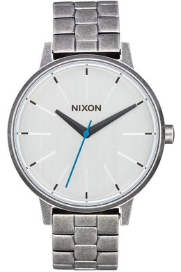 Часы NIXON Kensington  SILVER / ANTIQUE фото