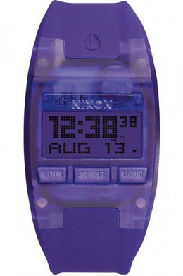 Часы NIXON COMP S ALL PURPLE фото