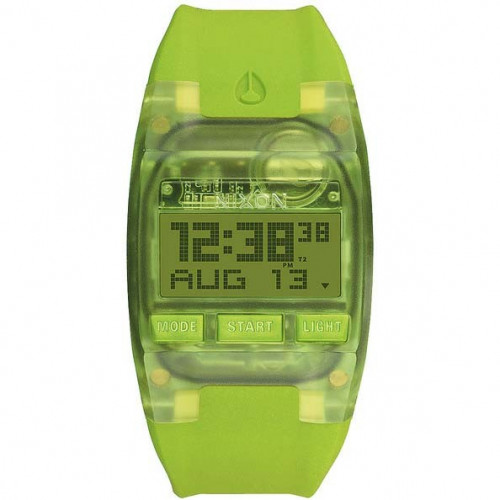 Часы NIXON COMP S ALL NEON GREEN фото 2