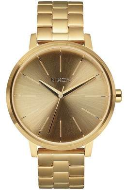 Часы NIXON Kensington ALL GOLD фото