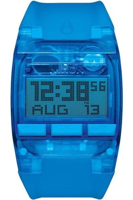 Часы NIXON COMP  ALL COBALT BLUE фото