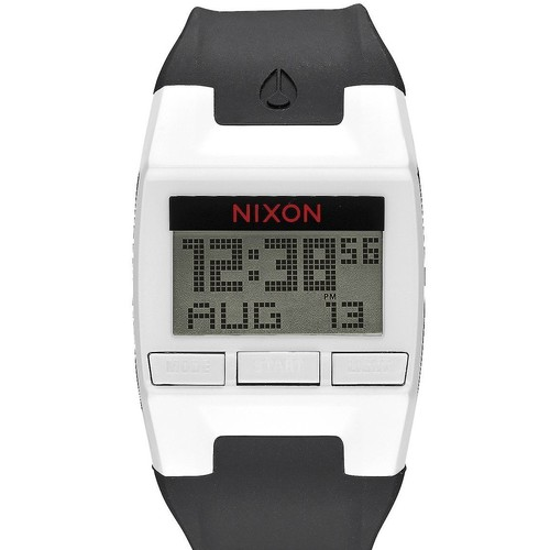 Часы NIXON COMP White/Black фото 3