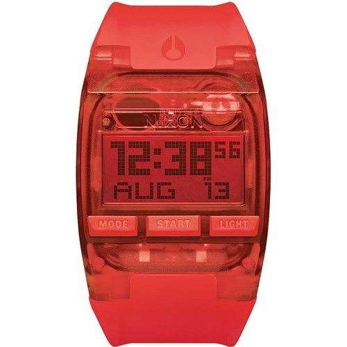 Часы NIXON COMP  ALL RED фото 3