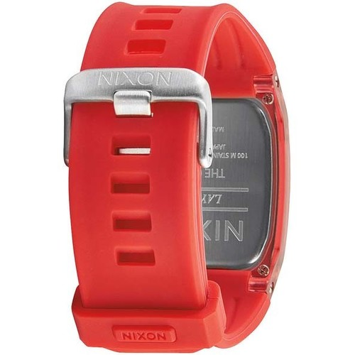 Часы NIXON COMP  ALL RED фото 4
