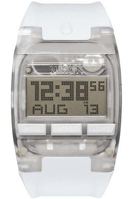Часы NIXON COMP ALL WHITE фото