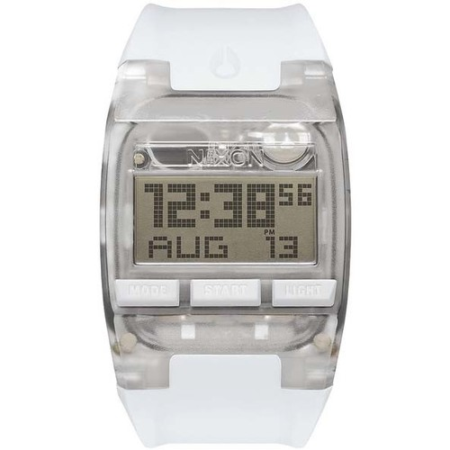 Часы NIXON COMP ALL WHITE фото 3