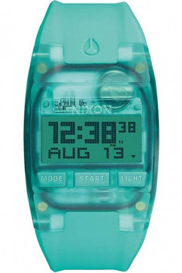 Часы NIXON COMP S ALL LIGHT BLUE фото