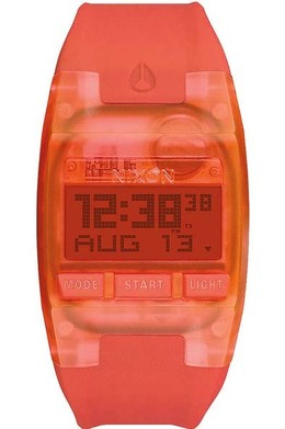 Часы NIXON COMP S  ALL BRIGHT CORAL фото