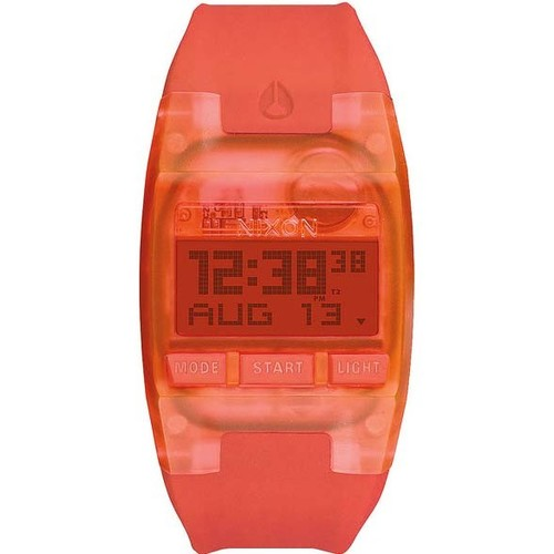 Часы NIXON COMP S  ALL BRIGHT CORAL фото 2