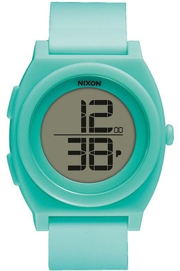 Часы NIXON TIME TELLER DIGI Light Blue фото