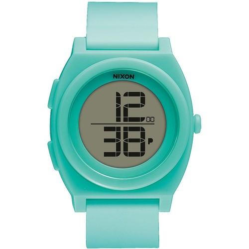 Часы NIXON TIME TELLER DIGI Light Blue фото 2