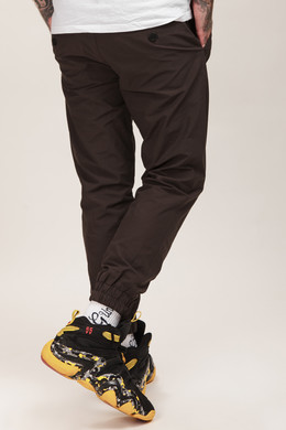 Брюки ANTEATER Simple Joggers Brown фото 2