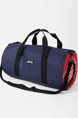 Сумка ANTEATER Dufflebag Navy/Red фото