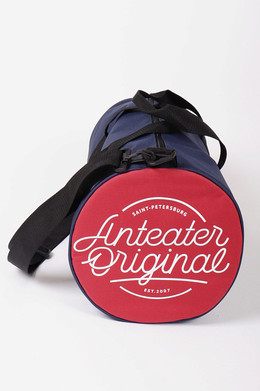 Сумка ANTEATER Dufflebag Navy/Red фото 2