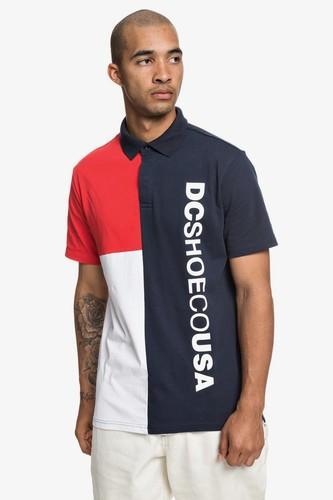 цена на Рубашка поло DC SHOES Mawson (Black Iris, S)