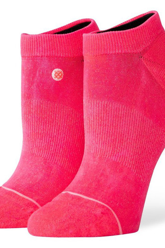 Носки STANCE FOUNDATION WOMEN FLOWS (Pink, S)