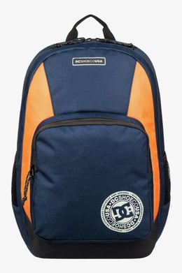 Рюкзак DC SHOES The Locker 23L Black Iris/Orange Popsicle фото