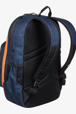 Рюкзак DC SHOES The Locker 23L Black Iris/Orange Popsicle фото 2