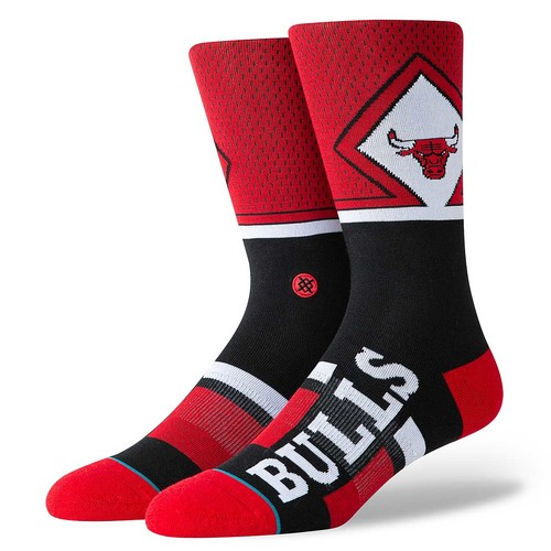 Носки STANCE NBA ARENA BULLS SHORTCUT Red фото 2